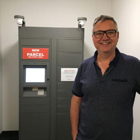 Osborne Village Smart Locker