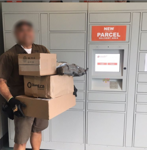 Last Mile Package Delivery