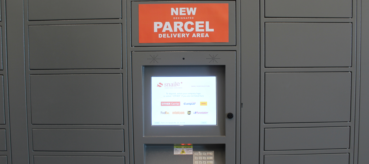 The Future of Package Delivery