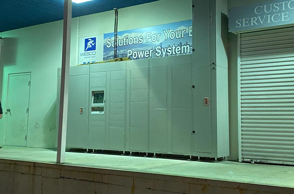 smart locker systems