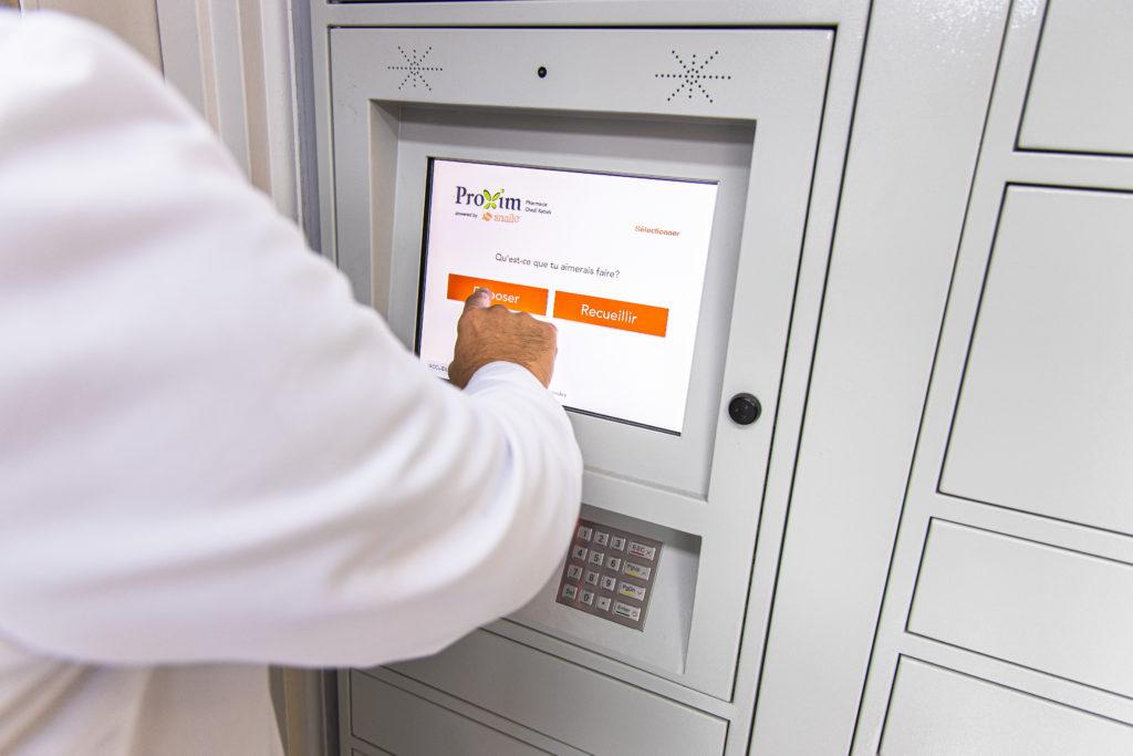 Proxim Pharmacy Dispenses