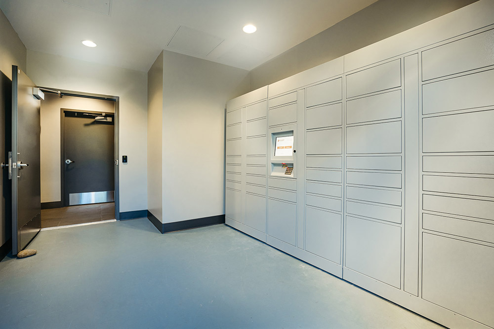 smart locker solutions for apartments