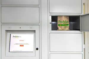 Proxim Pharmacy lockers