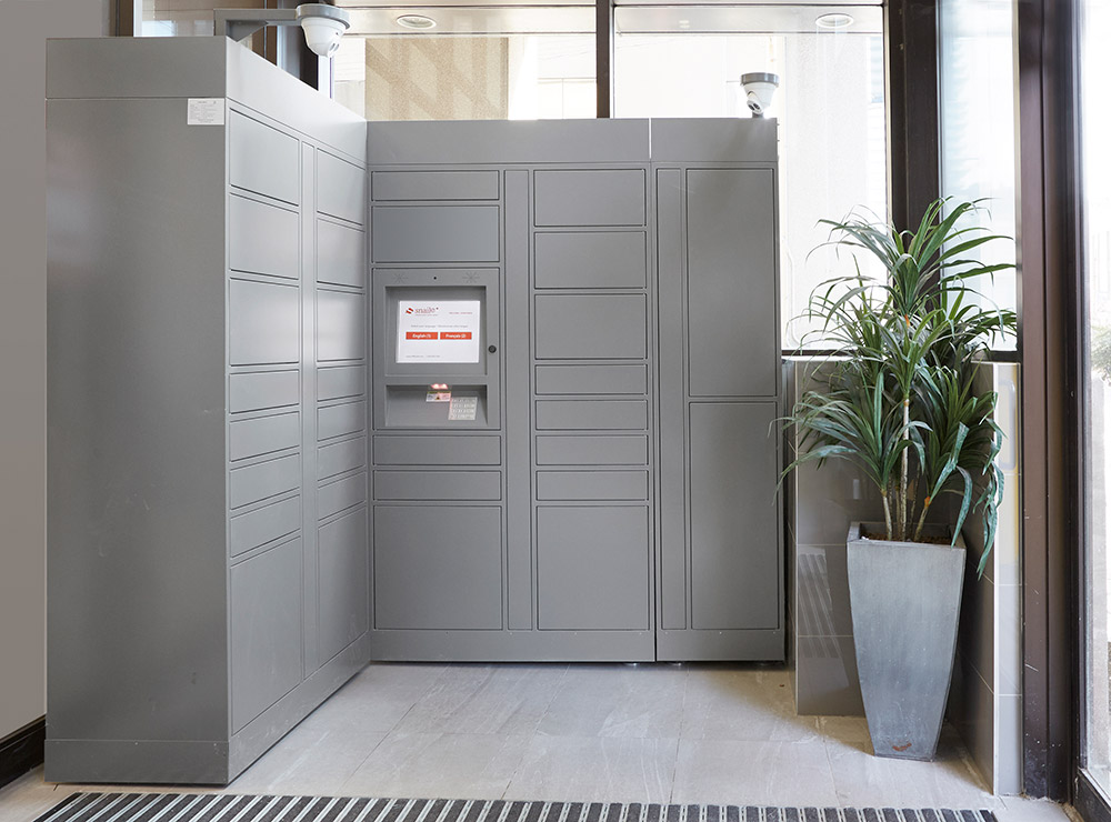 How Smart Lockers Are Making Package Deliveries Feasible During Pandemic