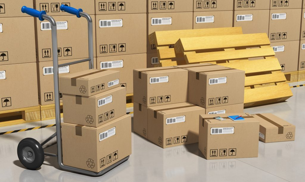 Parcel deliveries