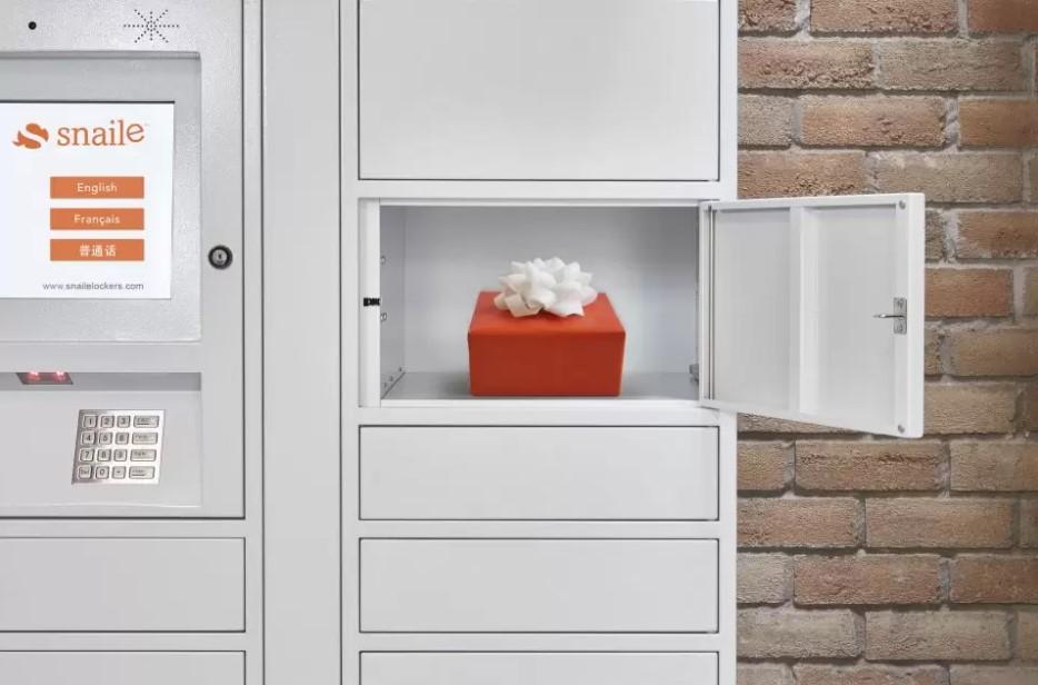 Contactless Smart Parcel Locker
