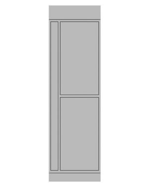 Smart locker 2 door expansion
