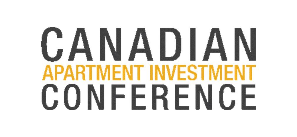 Canadian apartment investment